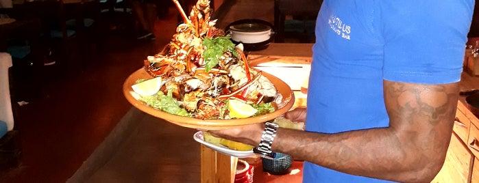 Clube Nautico is one of Restaurants.