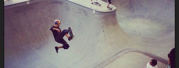 Vans Skate Park is one of Orte, die Jose gefallen.