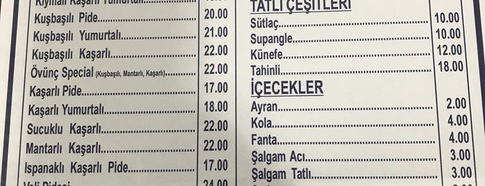 Övünç Pide & Pizza is one of Ayvalık.