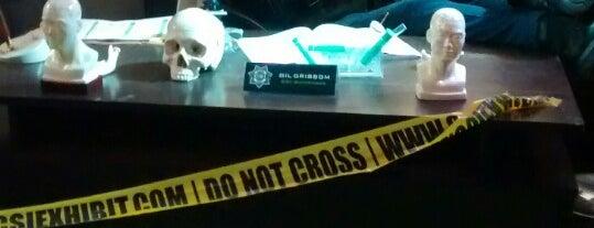 CSI:The Experience México is one of Tempat yang Disukai Chio.