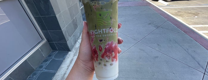 Eightfold Tea Shoppe is one of OC.