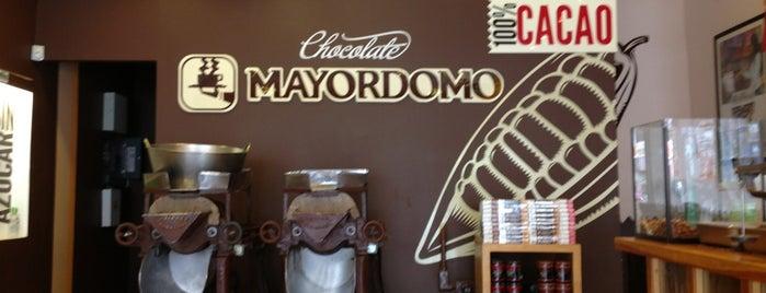 Chocolate Mayordomo is one of Orte, die Zazil gefallen.