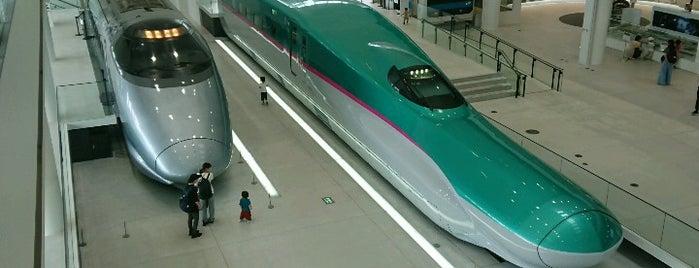 鉄道博物館南館 is one of ときわさんのお気に入りスポット.