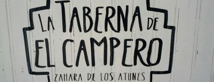 La Taberna de El Campero is one of Si estás por Conil... (de la Frontera)..
