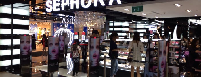 Sephora is one of Bangkok.