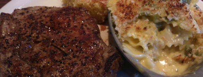 Hollie's Flatiron Steakhouse is one of New Places To Try.