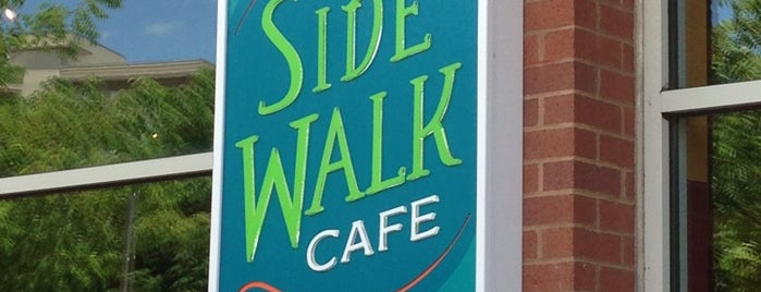 Sidewalk Cafe is one of Outside-of-Austin Traveler.