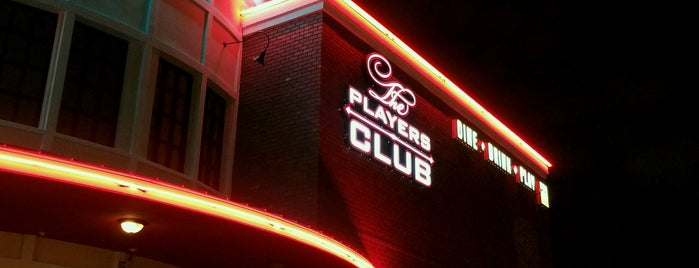 The Players Club is one of Sin City 님이 좋아한 장소.