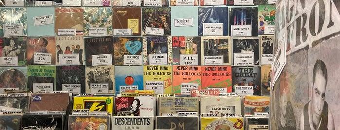Taang! Records is one of Lieux sauvegardés par Dannielle.