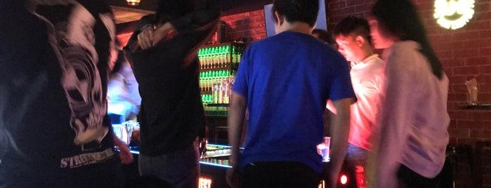 Atomic Beer Pong is one of Bangkok.