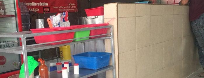 Tacos Doña Mago is one of por conocer df.