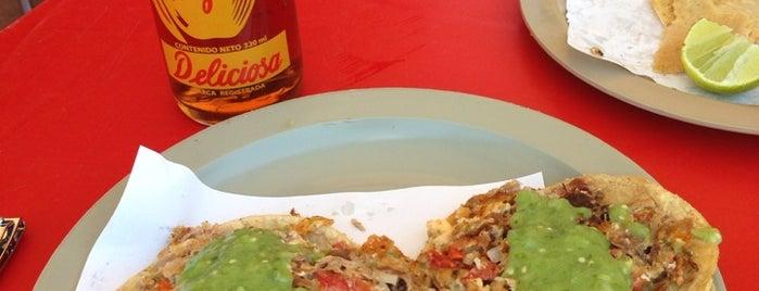Tacos transito is one of Oscar: сохраненные места.