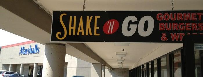 Shake N Go is one of Anastasia 님이 저장한 장소.