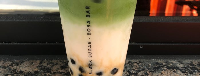 Black Sugar is one of Kath lives in SF now.
