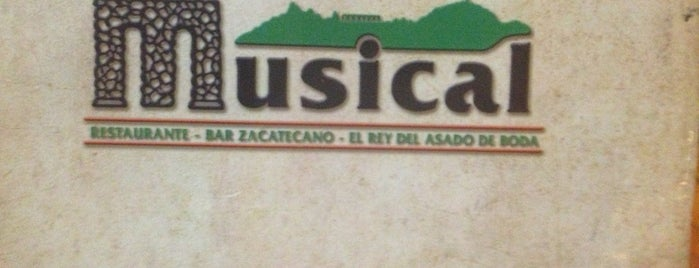 La Cantera Musical is one of TODO.