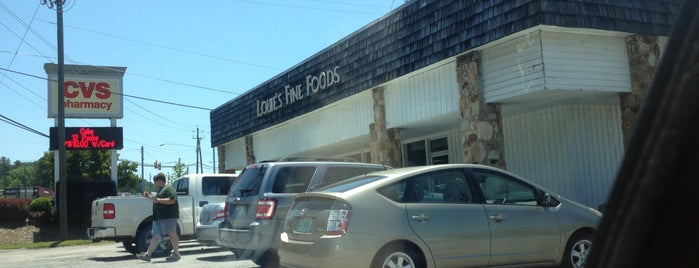 Louie's Fine Foods is one of Favorite.