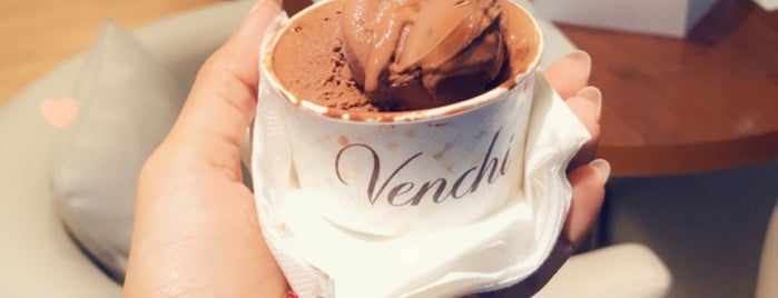 Venchi is one of Jeddah.
