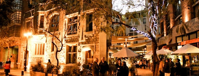 Paseo Barrio Lastarria is one of Santiago.