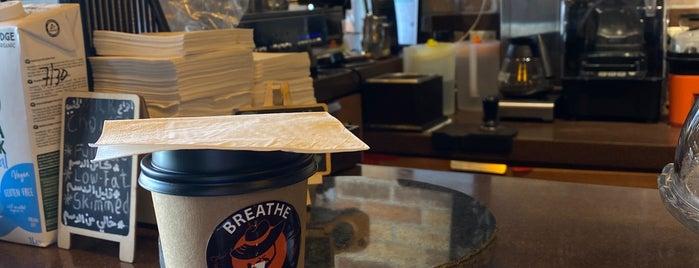 Breathe Coffee is one of Queen 님이 저장한 장소.