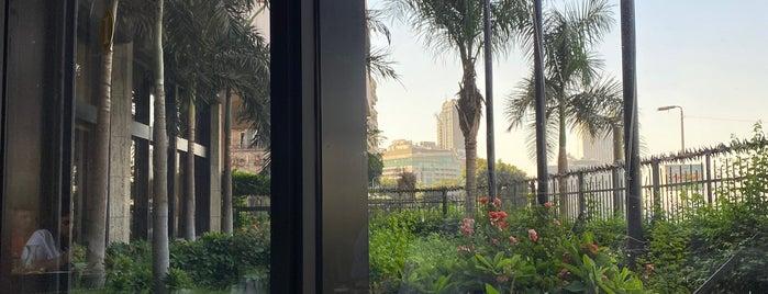 Semiramis Intercontinental Hotel Casino is one of B❤️'ın Beğendiği Mekanlar.