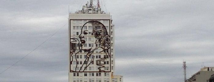 Mural de Eva Perón is one of Buenos Aires.
