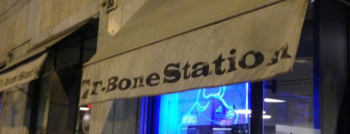 T-Bone Station is one of Ristoranti e affini.