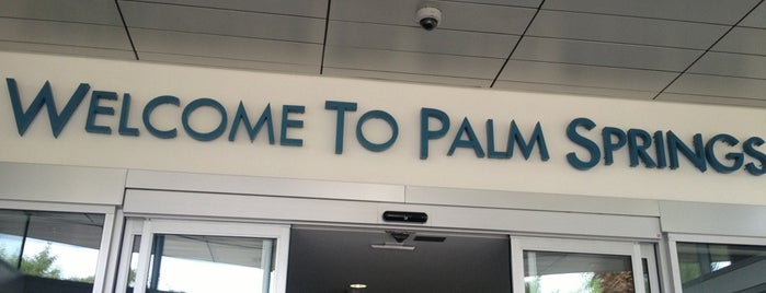 Palm Springs International Airport (PSP) is one of Big Country's Airport Adventures.