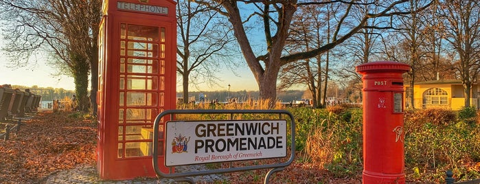 Greenwichpromenade is one of Berlineeer.