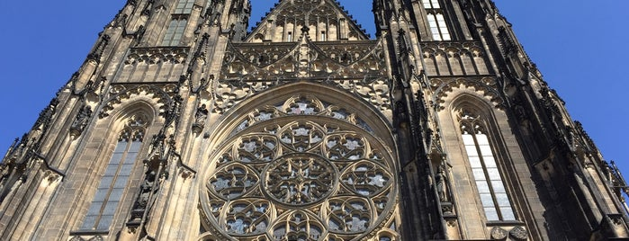 Catedral de San Vito is one of Czech: Dining, Coffee, Nightlife & Outings.