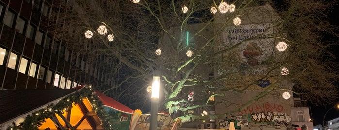 Weihnachtsmarkt Eimsbüttel is one of Hamburg.