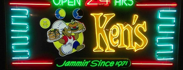 Ken's House of Pancakes is one of Hawaii.
