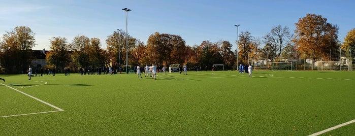 BSA Kronwinklerstrasse is one of Football Grounds Munich.