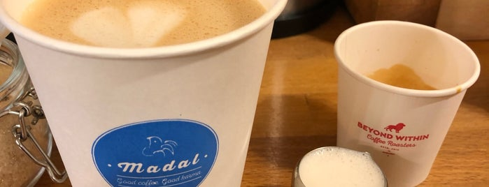 Madal Cafe - Espresso & Brew Bar is one of Budapest.