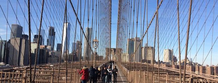 Brooklyn Bridge Park is one of Lieux qui ont plu à Vanessa.
