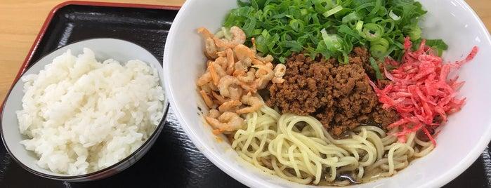 担々麺の店 まるたん is one of 汁なし担々麺.