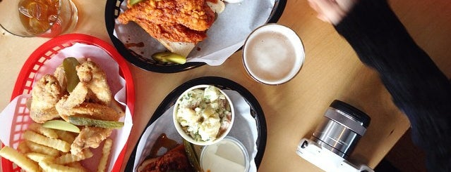 Belle's Hot Chicken is one of Mission: Melbourne.