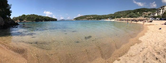 Παραλία Αγίας Παρασκευής is one of Road trip 4.