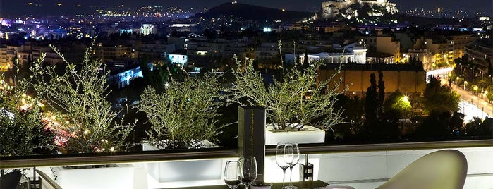 Galaxy Restaurant & Bar is one of ATHENS.