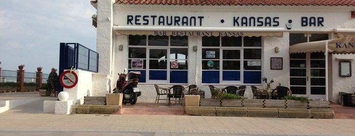 Restaurante Bar Kansas is one of Davide 님이 좋아한 장소.