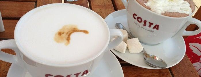 Costa Coffee is one of Sofia'nın Beğendiği Mekanlar.