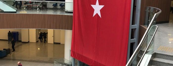 Ankara Şehir Hastanesi is one of Serkan : понравившиеся места.