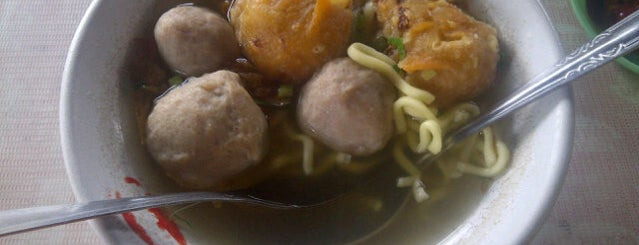 Bakso Solo Pak Jan is one of SBY Culinary Spot!.