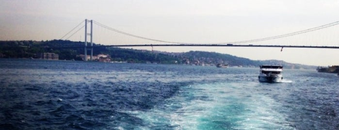 Boğaz Turu is one of Istanbul Tourist Attractions by GB.