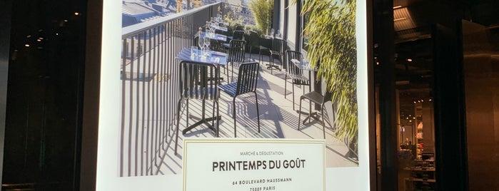 Le Printemps du Goût is one of Tempat yang Disimpan ECE.