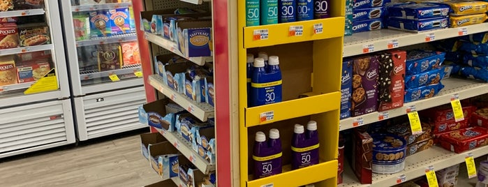 CVS pharmacy is one of Shopping around town.