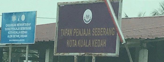 Pasar Nelayan Seberang Kota is one of Posti che sono piaciuti a Rahmat.