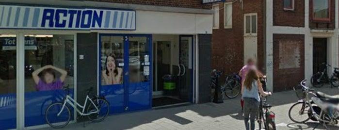 Action Hoek van Holland is one of Alle Nederlandse Action vestigingen.