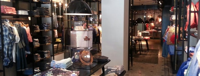 Scotch & Soda / Amsterdam Couture is one of Istanbul ♥ Cadde.