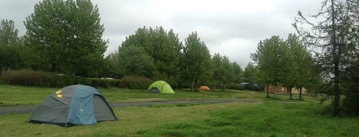 Reykjavík Campsite is one of Reykjavík City Guide.