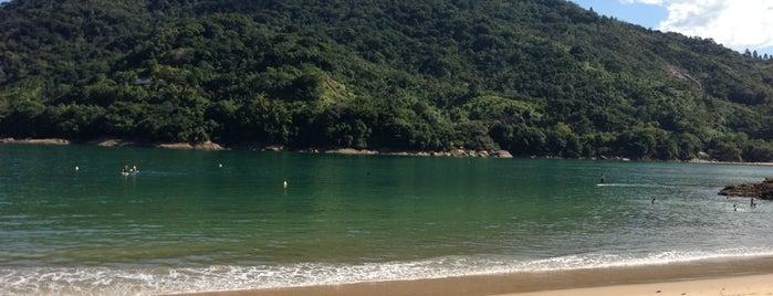 Praia Santa Rita is one of Orte, die Carla gefallen.